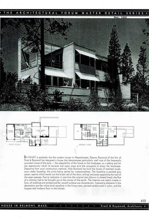 Raymond House 3