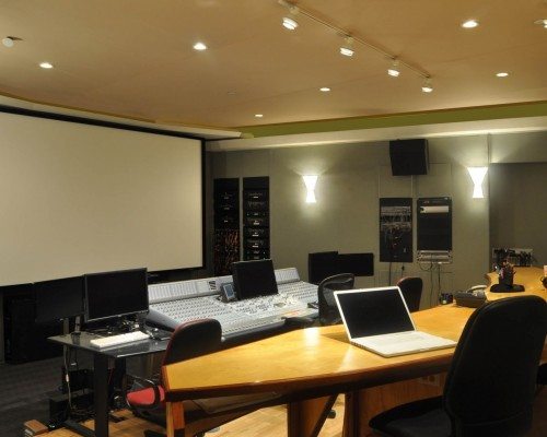 Soundtrack Studio F
