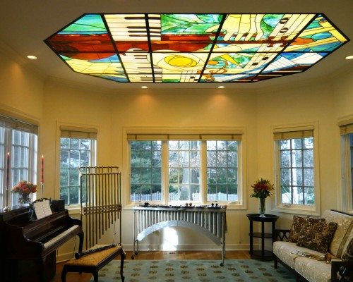 House of Stained Glass